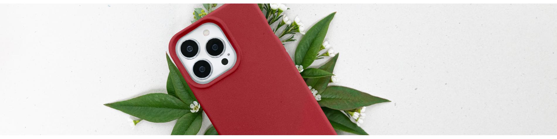 Coque smartphone biodégradable : la gamme Just Green