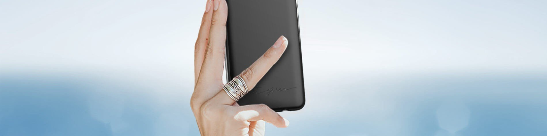 Coque smartphone recyclable : la gamme Just Green