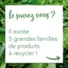 Découvrez notre nouvelle rubrique « Le Saviez-Vous? » et ensemble apprenons à améliorer notre planète 💚. . . . #bejustgreen#justgreen#green#recyclable#recycle#sustainable#ecologie#earth#earthlings#beatpollution#beatplasticpollution