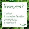 Découvrez notre nouvelle rubrique «Le Saviez-Vous?» et ensemble apprenons à améliorer notre planète 💚. . . . #bejustgreen#justgreen#green#recyclable#recycle#sustainable#ecologie#earth#earthlings#beatpollution#beatplasticpollution